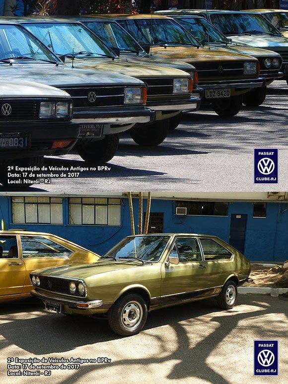 2ª Exposição de Veículos Antigos no BPRv - Niterói